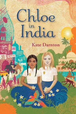 Chloe in India by Kate Darnton