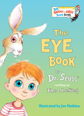 The Eye Book Cover