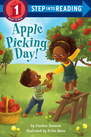 Apple Picking Day! by Candice Ransom