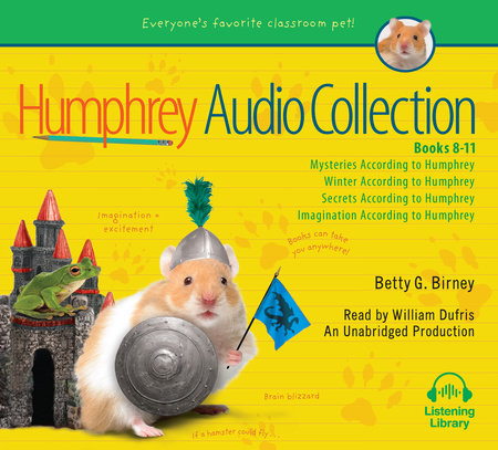 The Humphrey Audio Collection, Books 8-11 by Betty G. Birney