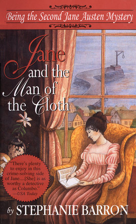 Jane and the Man of the Cloth by Stepahanie Barron