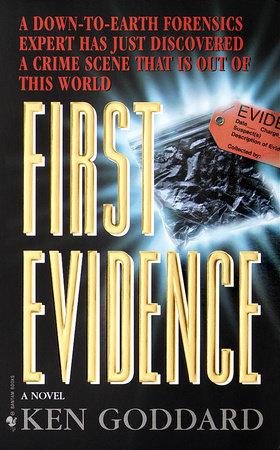 First Evidence by Ken Goddard