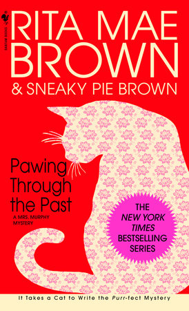 Pawing Through the Past by Rita Mae Brown