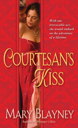 Courtesan's Kiss by Mary Blayney