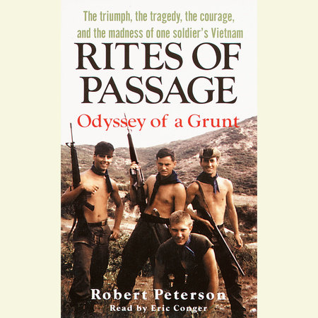 Rites of Passage by Robert Peterson