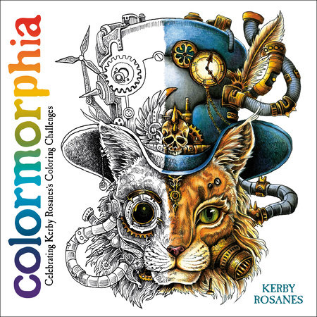 Colormorphia by Kerby Rosanes