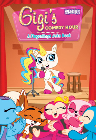 Gigi's Comedy Hour by Brian Elling