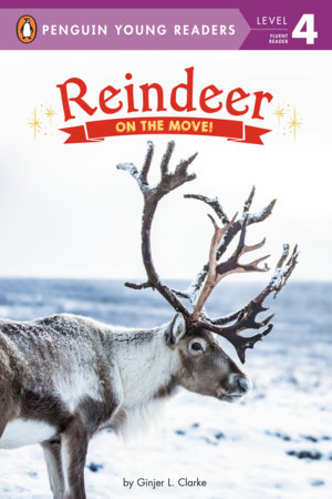 Reindeer by Ginjer L. Clarke