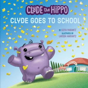 Clyde Goes to School