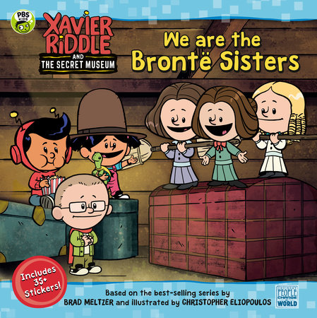 We Are the Brontë Sisters