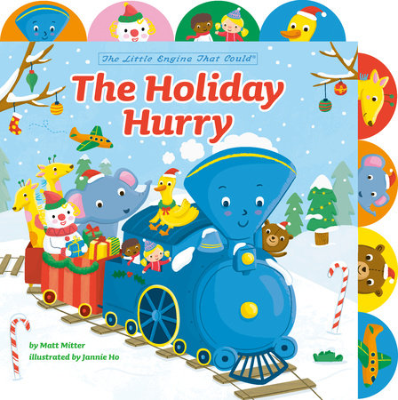 The Holiday Hurry by Matt Mitter