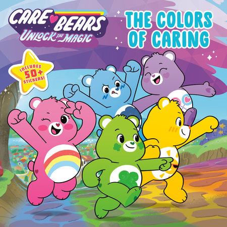 The Colors of Caring by Victoria Saxon