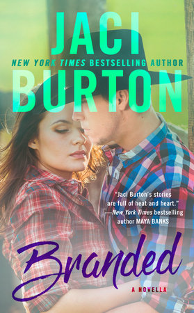 Branded by Jaci Burton