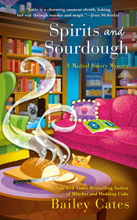 Spirits and Sourdough by Bailey Cates