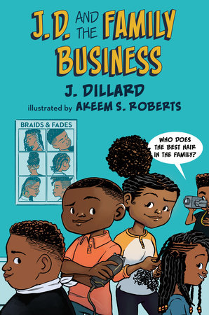 J.D. and the Family Business by J. Dillard