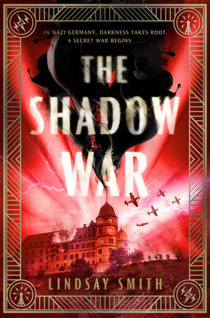 The Shadow War by Lindsay Smith