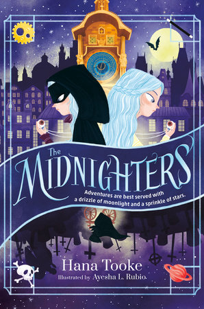 The Midnighters by Hana Tooke