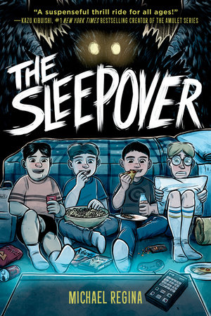 The Sleepover by Michael Regina