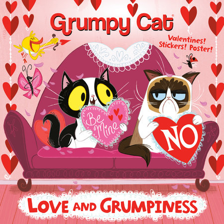 Love and Grumpiness (Grumpy Cat) by Frank Berrios