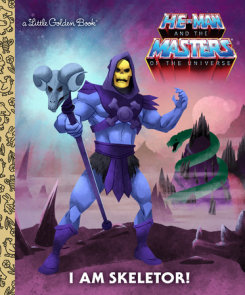 I Am Skeletor! (He-Man)