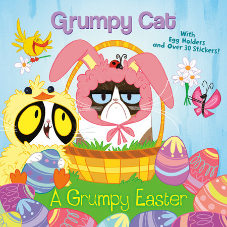 A Grumpy Easter (Grumpy Cat) by Frank Berrios