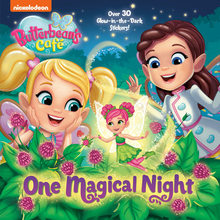 One Magical Night (Butterbean's Cafe) by Christy Webster