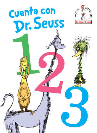 Cuenta con Dr. Seuss 1 2 3 (Dr. Seuss's 1 2 3 Spanish Edition) Cover