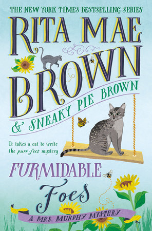 Furmidable Foes by Rita Mae Brown