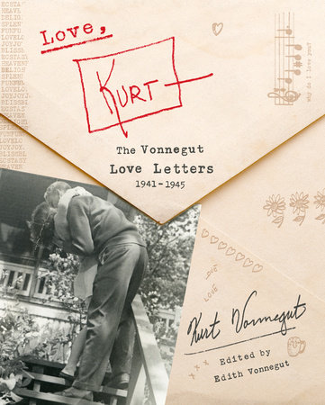 Love, Kurt by Kurt Vonnegut