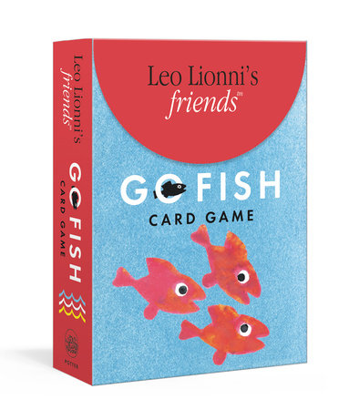 Leo Lionni's Friends Go Fish Card Game by Leo Lionni