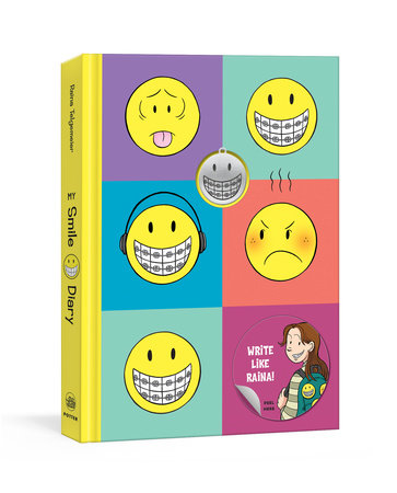 My Smile Diary by Raina Telgemeier