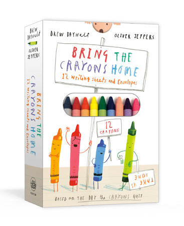 Bring the Crayons Home by Drew Daywalt