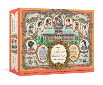 Pride and Puzzlement: A Jane Austen Puzzle