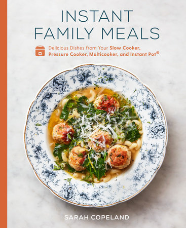 Instant Family Meals by Sarah Copeland