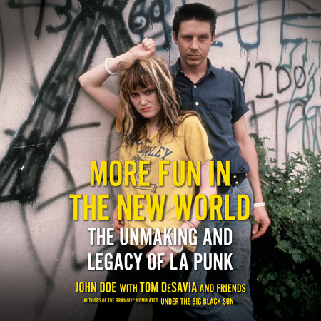 More Fun in the New World by John Doe and Tom Desavia