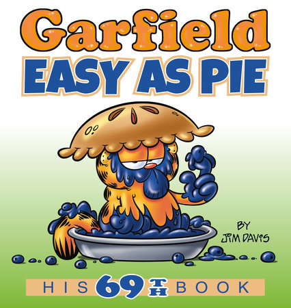 Garfield Easy as Pie by Jim Davis