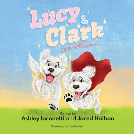 Lucy & Clark by Ashley Iaconetti and Jared Haibon