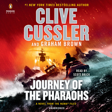 Journey of the Pharaohs by Clive Cussler and Graham Brown