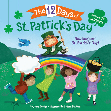 The 12 Days of St. Patrick's Day