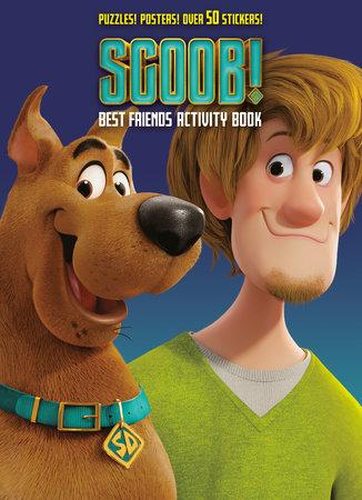 SCOOB! Best Friends Activity Book (Scooby-Doo) by Golden Books