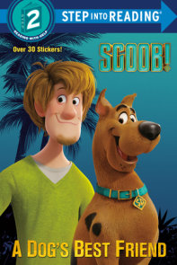 SCOOB! A Dog's Best Friend (Scooby-Doo)