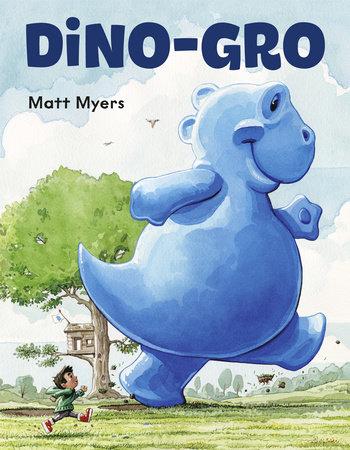 Dino-Gro by Matt Myers