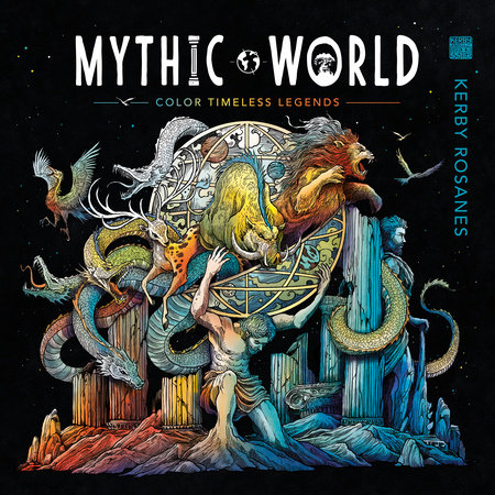 Mythic World by Kerby Rosanes
