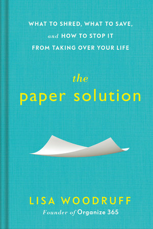 The Paper Solution by Lisa Woodruff