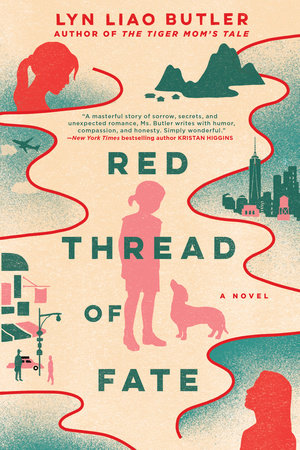 Red Thread of Fate by Lyn Liao Butler