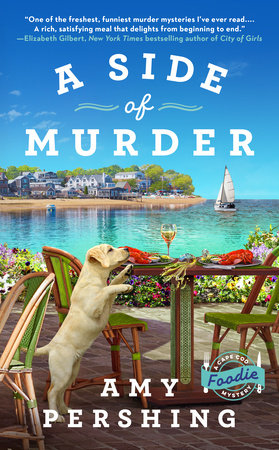 A Side of Murder by Amy Pershing