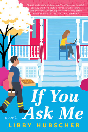 If You Ask Me by Libby Hubscher