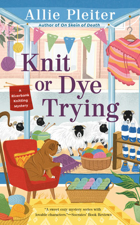 Knit or Dye Trying by Allie Pleiter