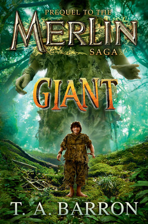 Giant by T.A. Barron