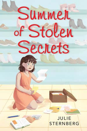 Summer of Stolen Secrets by Julie Sternberg